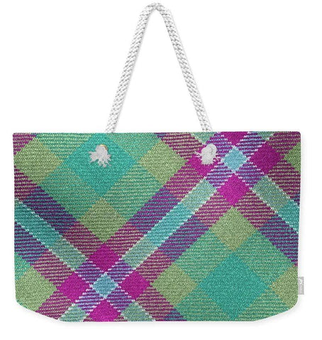 Dunans Rising Diagonal - Weekender Tote Bag