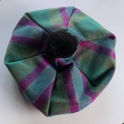 Dunans Rising Tartan Tam - Scottish Laird