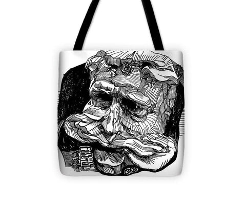 Eastmost Gargoyle - Tote Bag