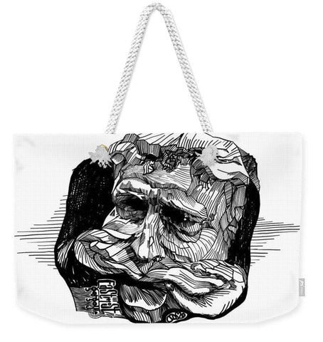 Eastmost Gargoyle - Weekender Tote Bag