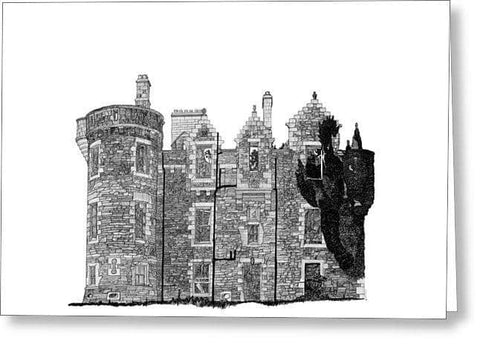 Elevated - Greeting Card - Scottish Laird