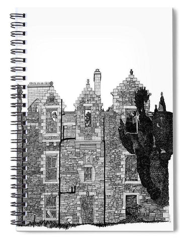 Elevated - Spiral Notebook - Scottish Laird