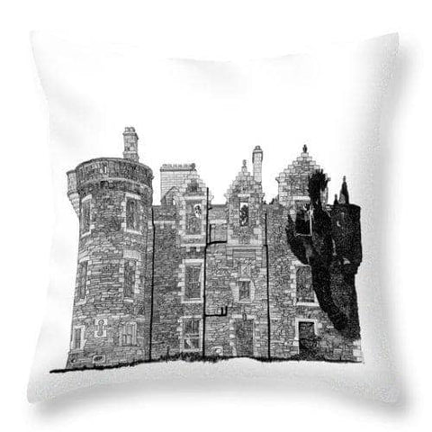 Elevated - Throw Pillow - Scottish Laird