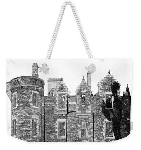 Elevated - Weekender Tote Bag - Scottish Laird
