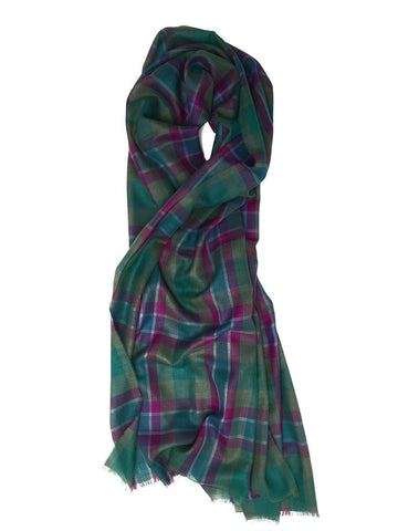 Fine Woollen Scarf - Scottish Laird