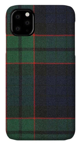 Fletcher Modern Tartan Swatch - Phone Case