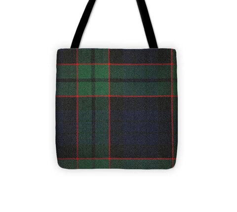 Fletcher Modern Tartan Swatch - Tote Bag