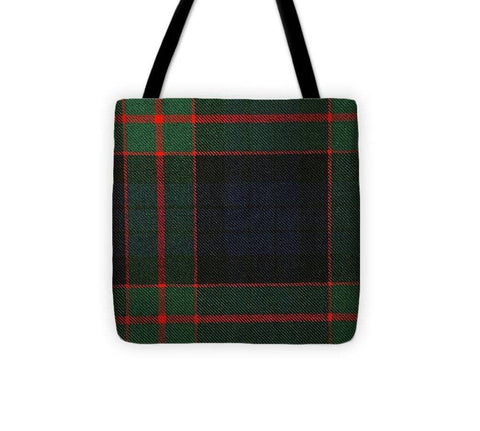 Fletcher Of Dunans Modern Tartan Swatch - Tote Bag