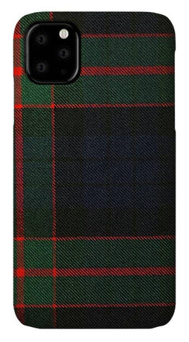 Fletcher Of Dunans Modern Tartan Swatch - Phone Case