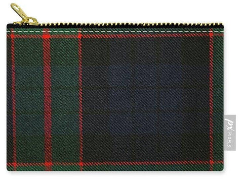 Fletcher Of Dunans Modern Tartan Swatch - Carry-All Pouch