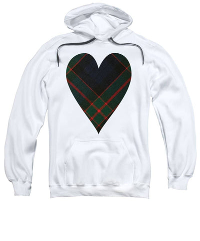 Fletcher Of Dunans Tartan Heart - Sweatshirt