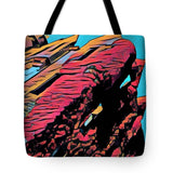 Flying Buttress - Tote Bag