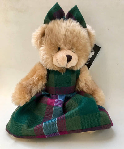 Georgia Bear - Scottish Laird