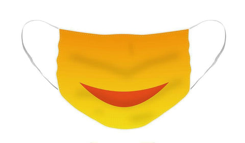 Happy Yellow - Face Mask
