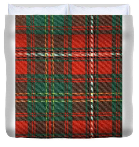 Hay Ancient Tartan Swatch - Duvet Cover