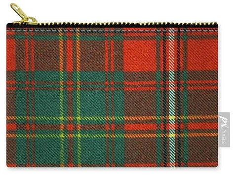 Hay Ancient Tartan Swatch - Carry-All Pouch