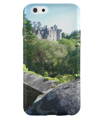 iPhone 6S Full Wrap Case Dunans Castle in Spring - Scottish Laird