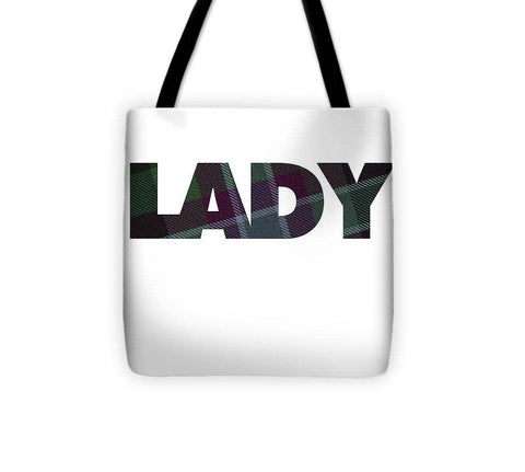Lady - Tote Bag