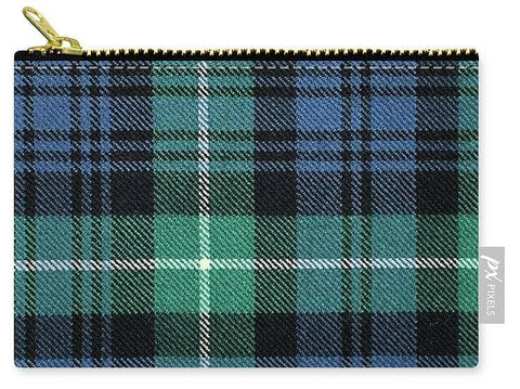 Lamont Ancient Tartan Swatch - Carry-All Pouch