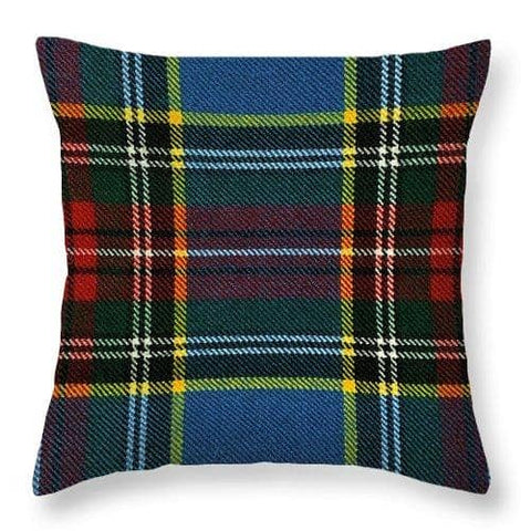 Macbeth Modern Swatch - Throw Pillow