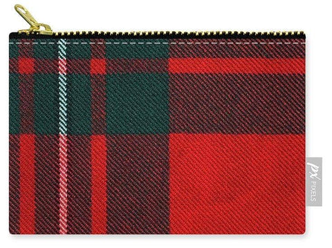 Macgregor Modern Tartan Swatch - Carry-All Pouch