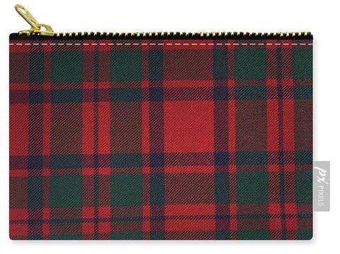 MacIntosh Modern Tartan - Carry-All Pouch