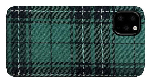 Maclean Hunting Ancient Tartan - Phone Case