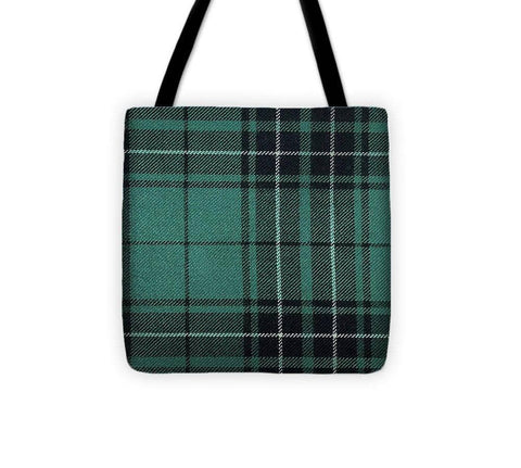 Maclean Hunting Ancient Tartan - Tote Bag