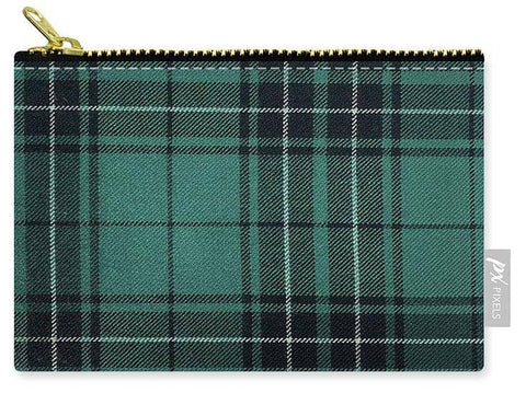 Maclean Hunting Ancient Tartan - Carry-All Pouch