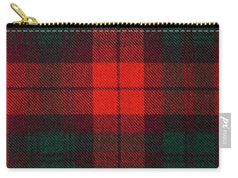 Macnab Modern Tartan Swatch - Carry-All Pouch