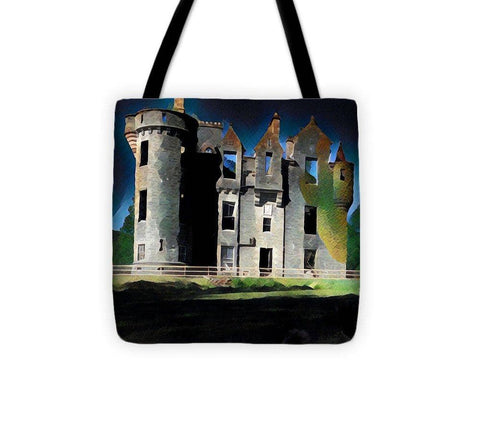 Midday At Dunans - Tote Bag