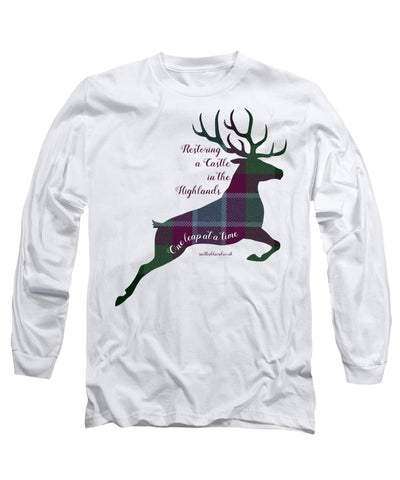 One Leap at a Time - Long Sleeve T-Shirt