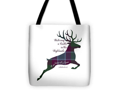 One Leap at a Time - Tote Bag