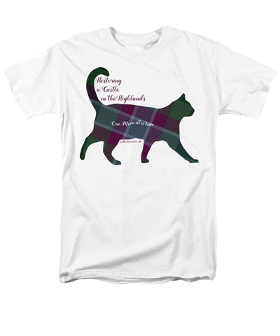 One Meow at a Time - Men's T-Shirt  (Regular Fit)