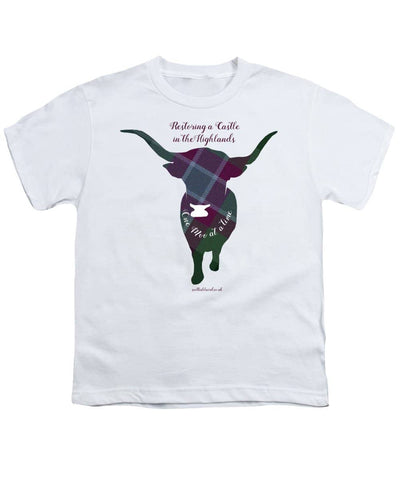 One Moo at a Time - Youth T-Shirt