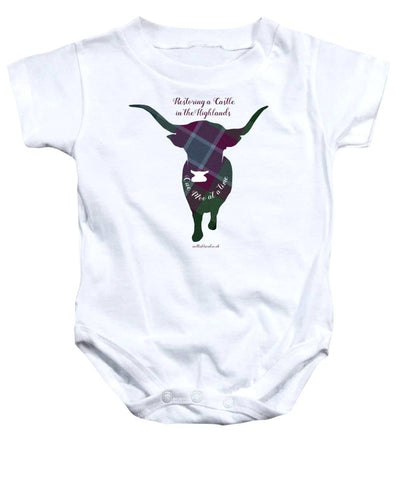 One Moo at a Time - Baby Onesie