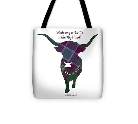 One Moo at a Time - Tote Bag
