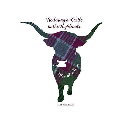 One Moo at a Time - Art Print