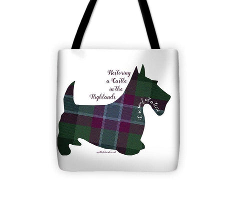 One Woof at a Time - Tote Bag