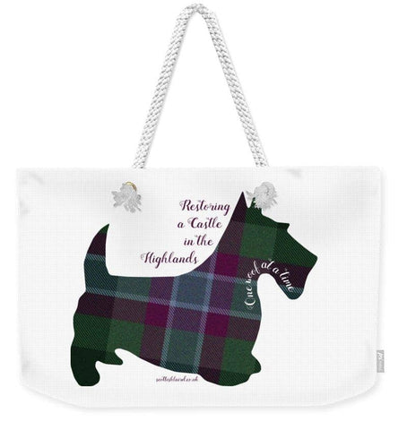 One Woof at a Time - Weekender Tote Bag