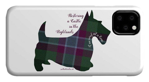 One Woof at a Time - Phone Case