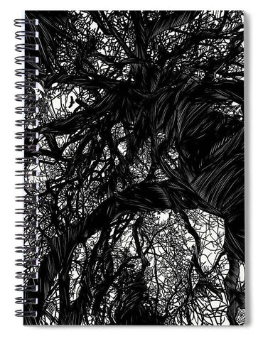 Preying - Spiral Notebook