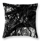Preying - Throw Pillow