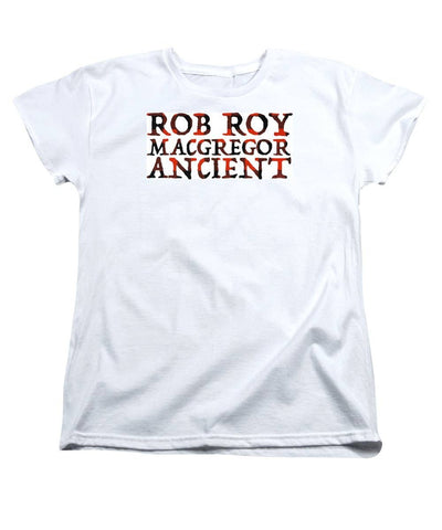 Rob Roy Macgregor Ancient - Women's T-Shirt (Standard Fit)
