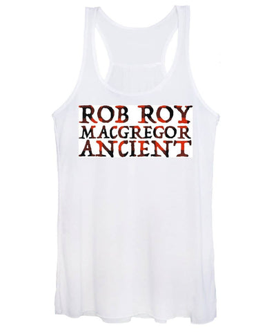Rob Roy Macgregor Ancient - Women's Tank Top