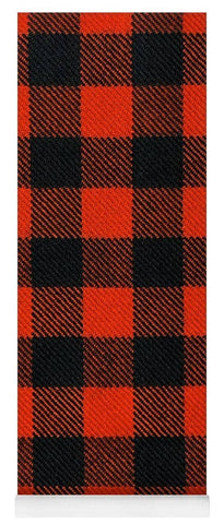 Rob Roy Macgregor Ancient Tartan Swatch - Yoga Mat