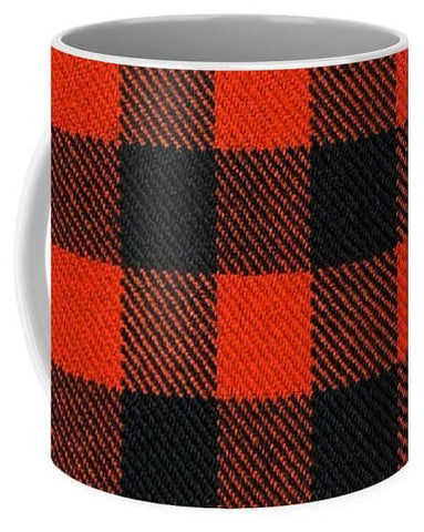 Rob Roy Macgregor Ancient Tartan Swatch - Mug