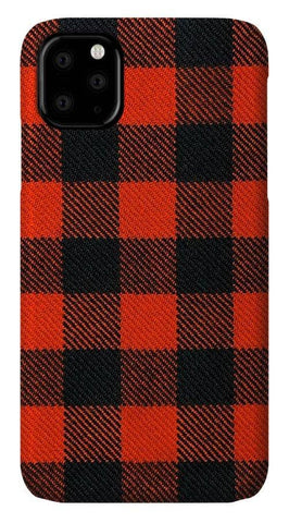 Rob Roy MacGregor Ancient Tartan Swatch - Phone Case