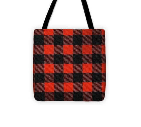 Rob Roy MacGregor Ancient Tartan Swatch - Tote Bag