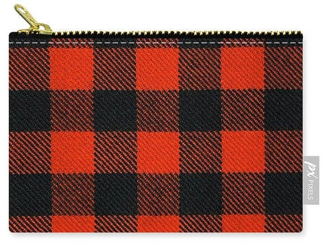 Rob Roy MacGregor Ancient Tartan Swatch - Carry-All Pouch